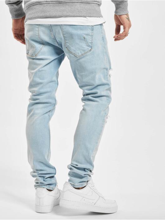 2Y Slim Fit Jeans Noel modrá
