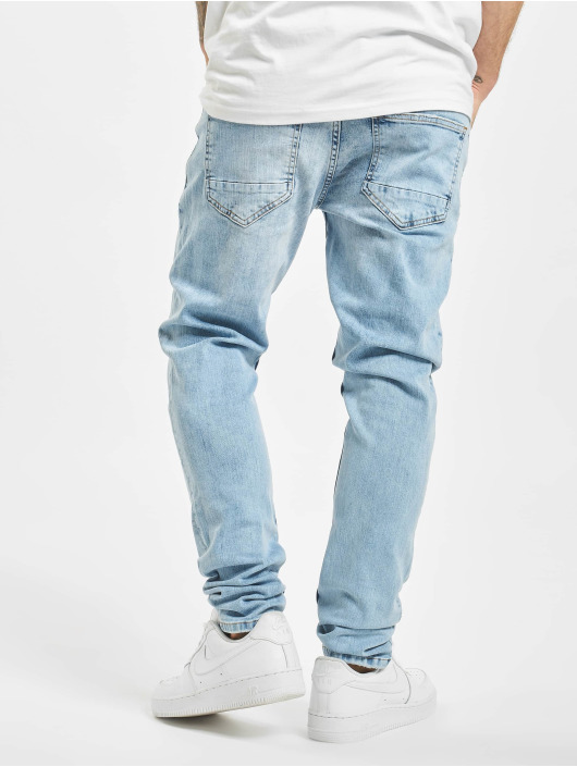 2Y Slim Fit Jeans Kenny modrá