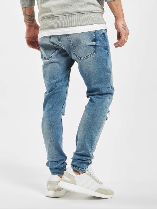 2Y Slim Fit Jeans Louis modrá