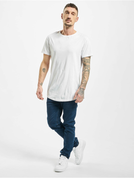 2Y Slim Fit Jeans Carlos modrá
