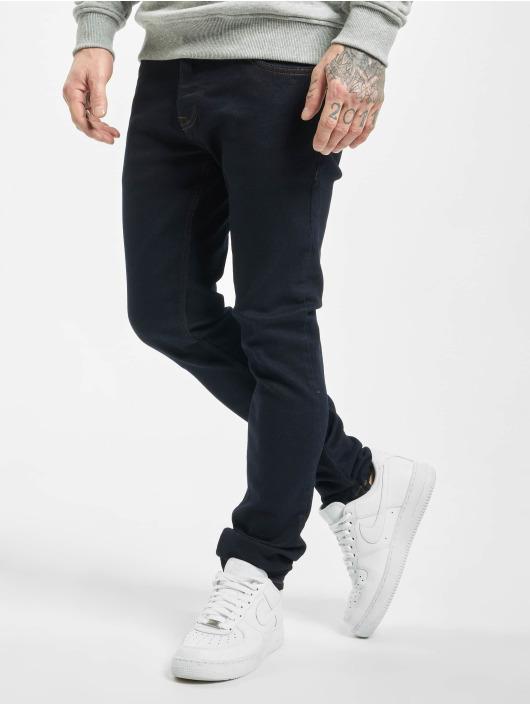 2Y Slim Fit Jeans Carsten modrá