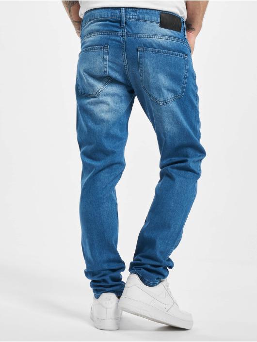 2Y Slim Fit Jeans Silvio modrá