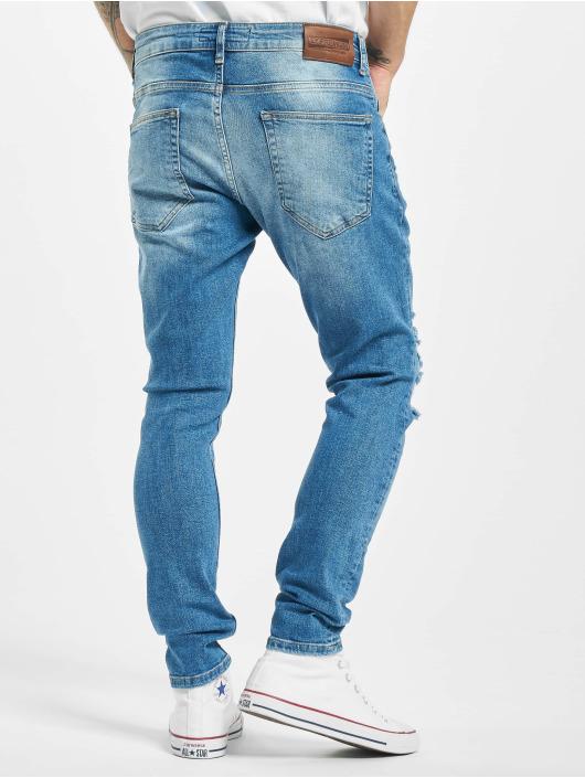 2Y Slim Fit Jeans Dincer modrá