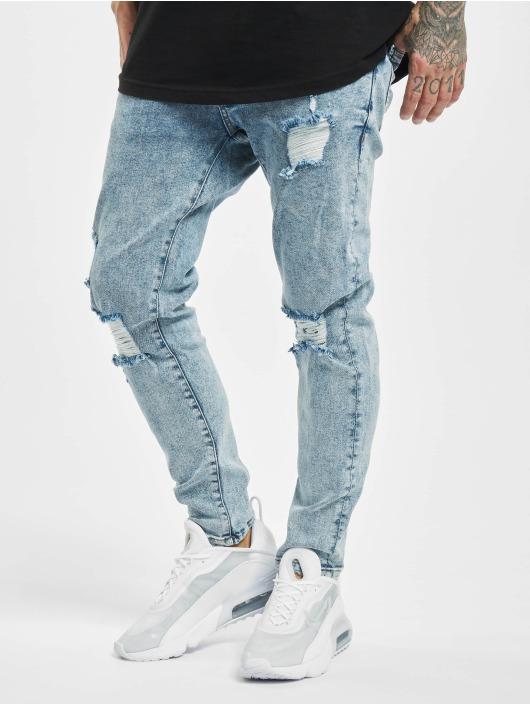 2Y Slim Fit Jeans Roland modrá