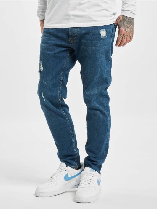 2Y Slim Fit Jeans Orkan modrá