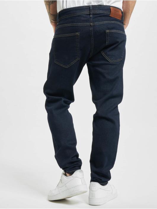 2Y Slim Fit Jeans Omaha modrá