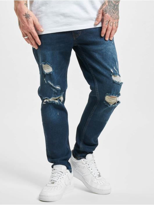 2Y Slim Fit Jeans Peoria modrá