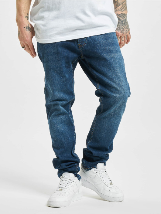 2Y Slim Fit Jeans Allentown modrá