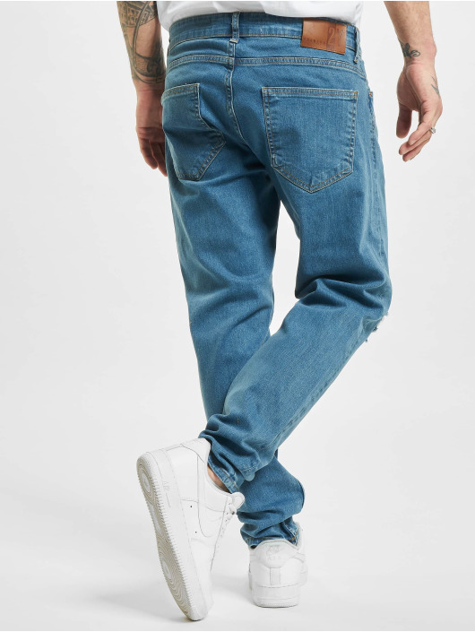 2Y Slim Fit Jeans Lakewood modrá