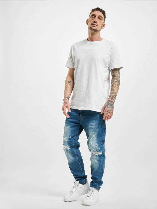 2Y Slim Fit Jeans Kerrem modrá