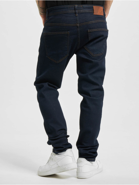 2Y Slim Fit Jeans Dogan modrá