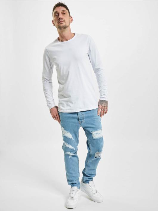 2Y Slim Fit Jeans Colin modrá