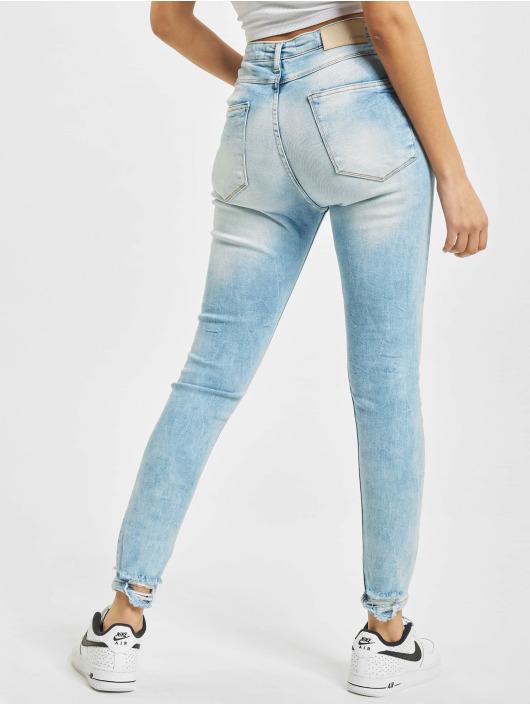 2Y Slim Fit Jeans Stella modrá