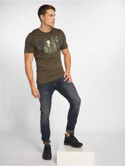 2Y Slim Fit Jeans Orbito modrý