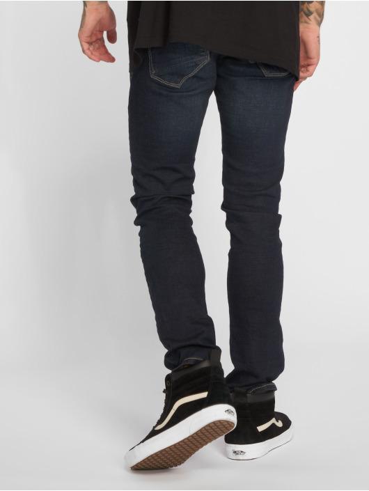 2Y Slim Fit Jeans Joe modrý