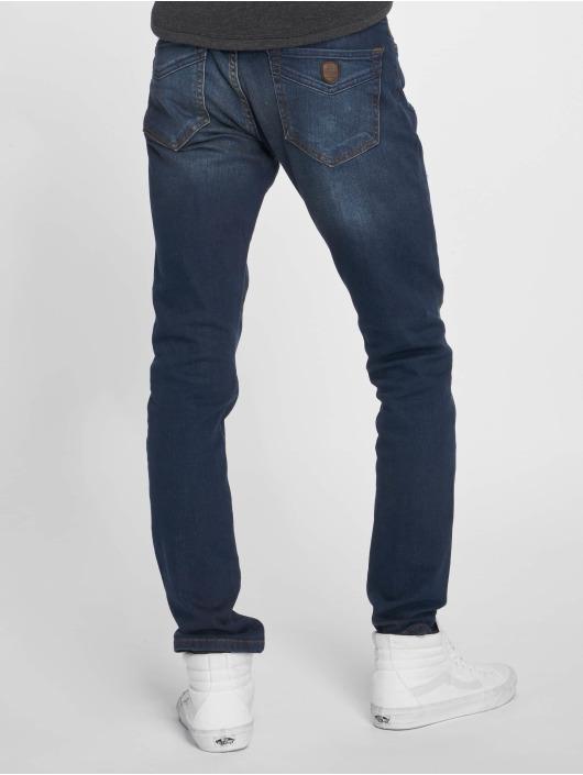 2Y Slim Fit Jeans Len modrý