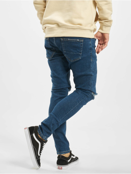 2Y Slim Fit Jeans Jason modrý