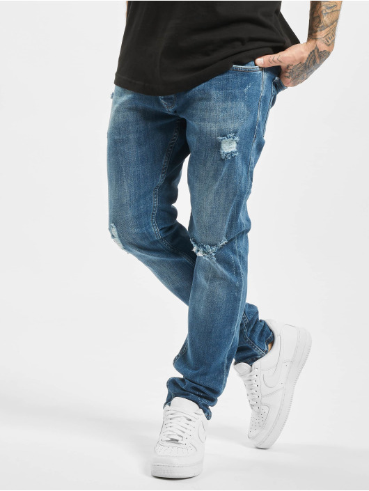 2Y Slim Fit Jeans Mika modrý