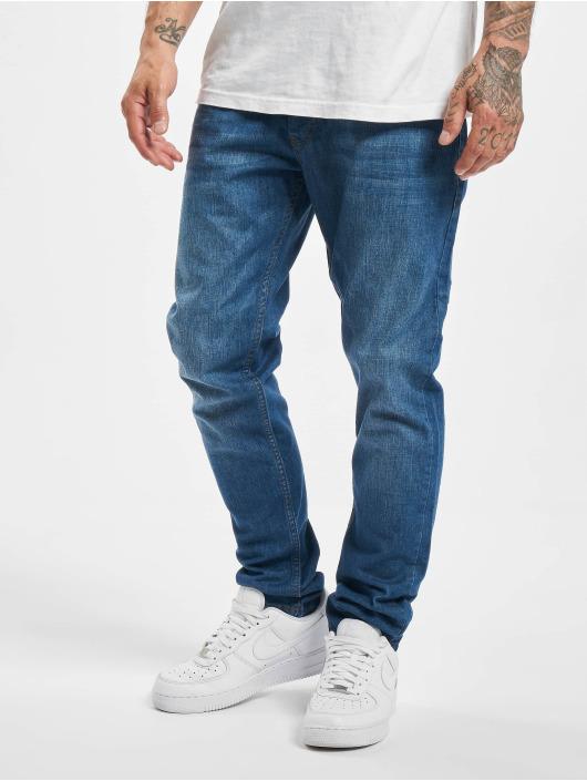 2Y Slim Fit Jeans Melvin modrý