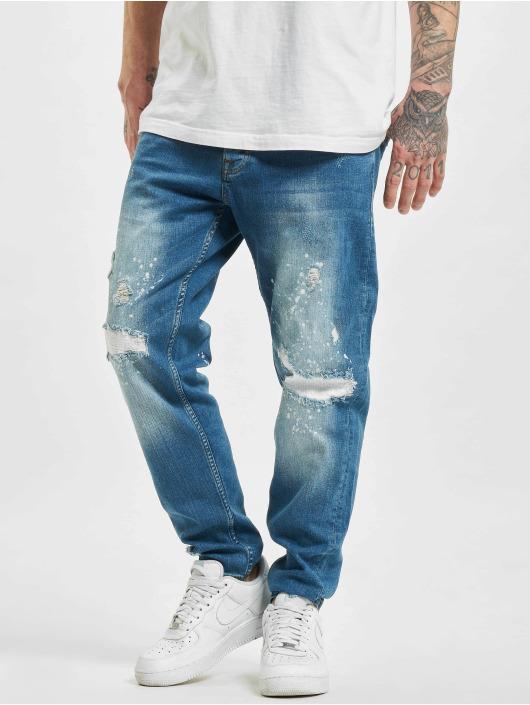 2Y Slim Fit Jeans Kerrem modrý