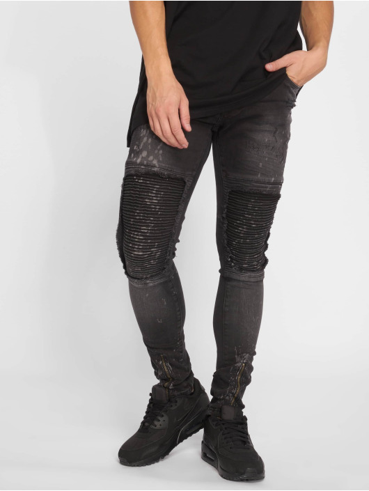 2Y Slim Fit Jeans Ron nero