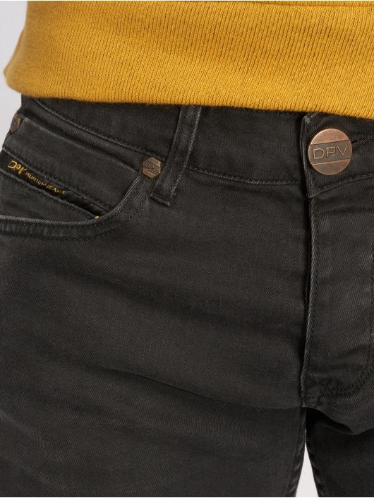 2Y Slim Fit Jeans Slim schwarz