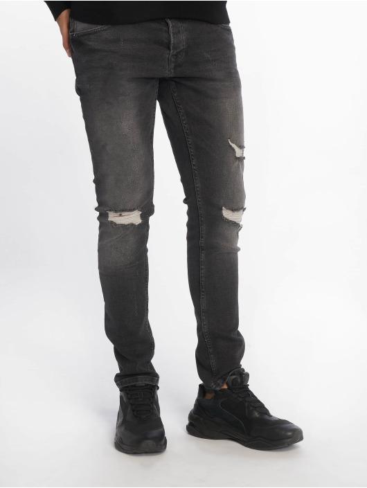 2Y Slim Fit Jeans Warren schwarz
