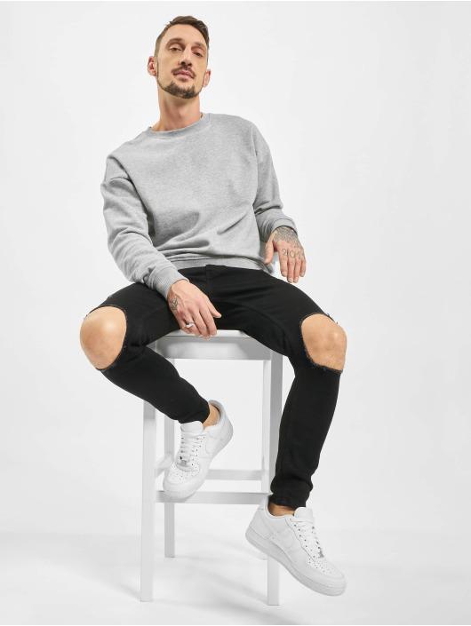 2Y Slim Fit Jeans Jona schwarz