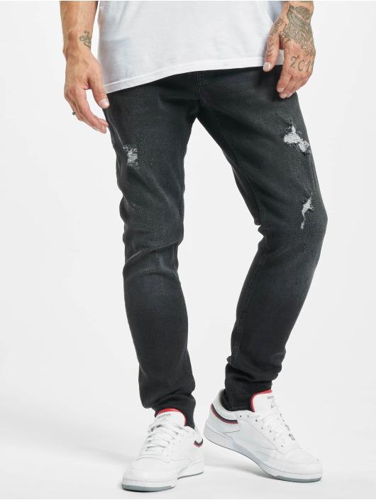 2Y Slim Fit Jeans Boran schwarz