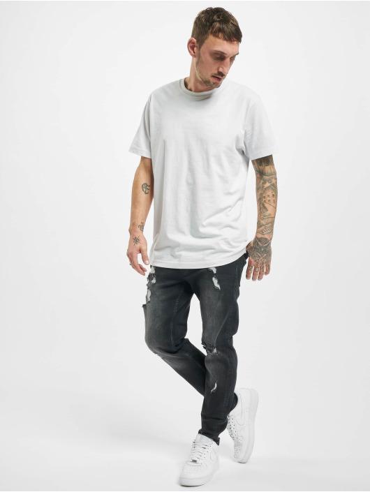 2Y Slim Fit Jeans Ralf schwarz