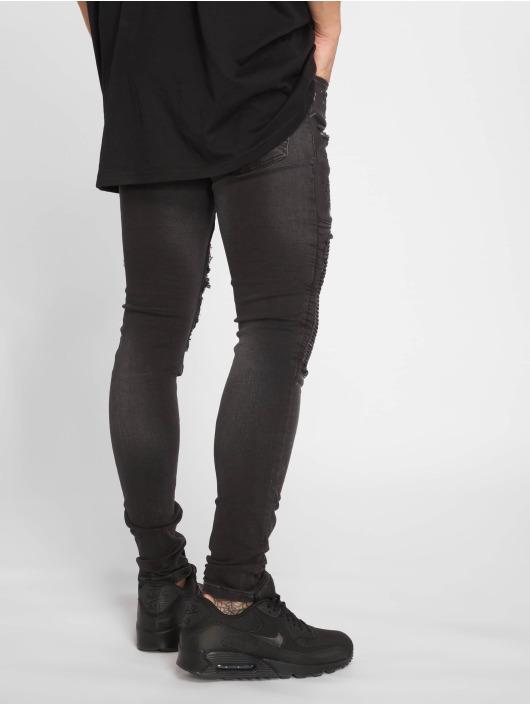 2Y Slim Fit Jeans Ron sort