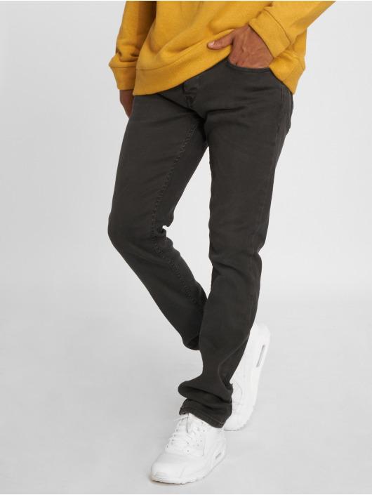 2Y Slim Fit Jeans Slim svart