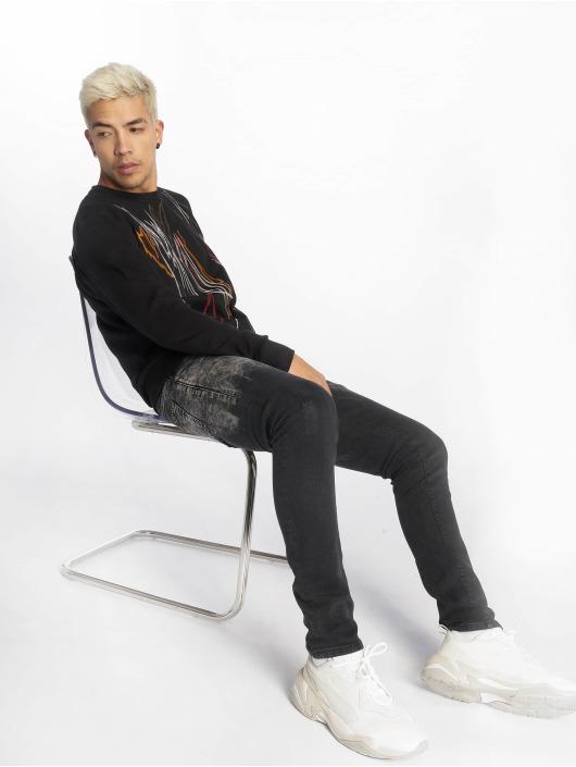 2Y Slim Fit Jeans Wyatt svart