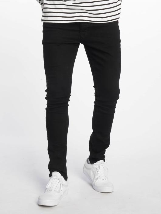 2Y Slim Fit Jeans Theo svart