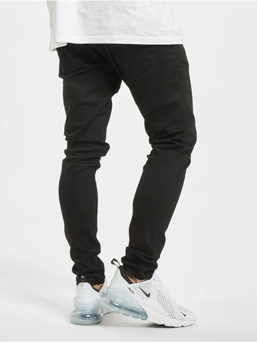 2Y Slim Fit Jeans Joey svart