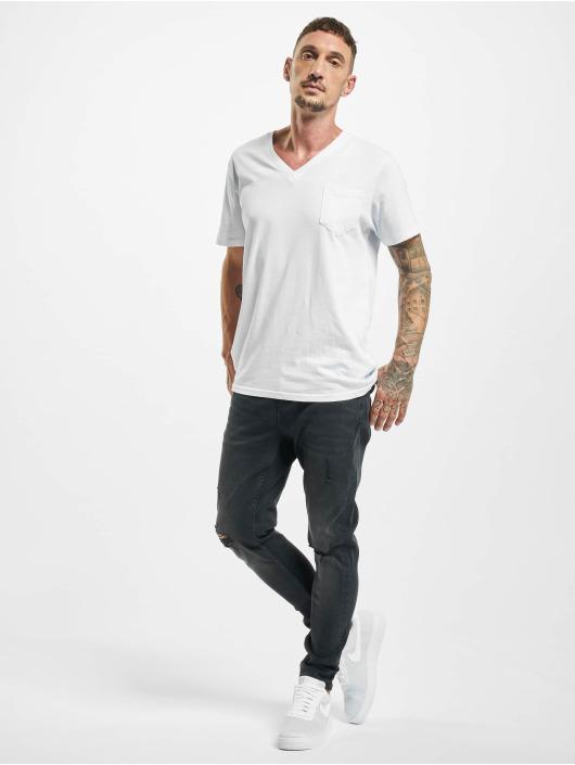 2Y Slim Fit Jeans Cansin svart