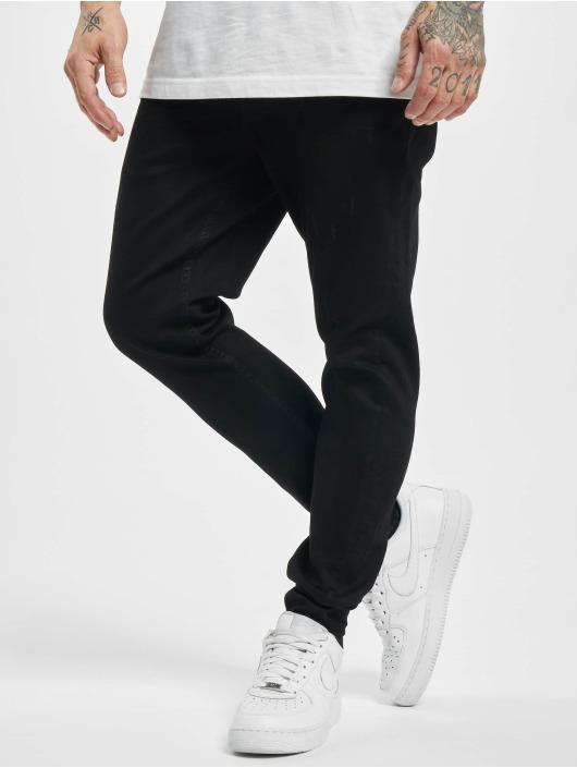 2Y Slim Fit Jeans Lenny svart