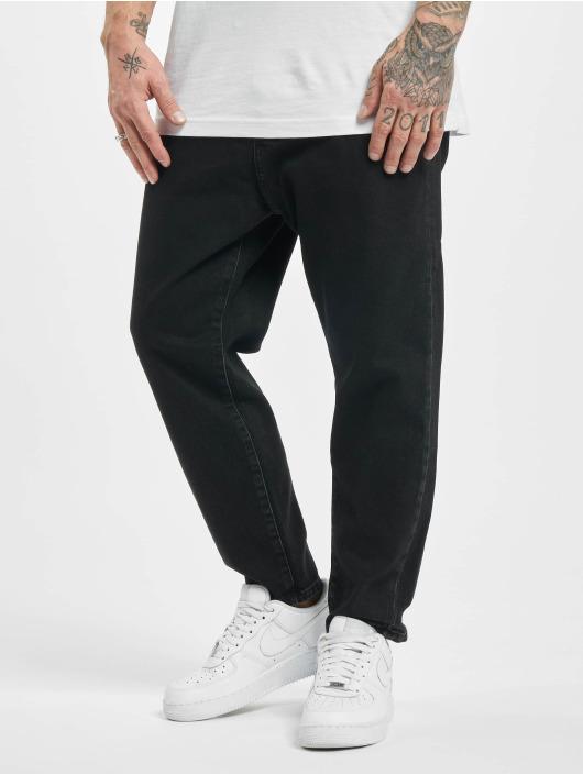 2Y Slim Fit Jeans Dean svart