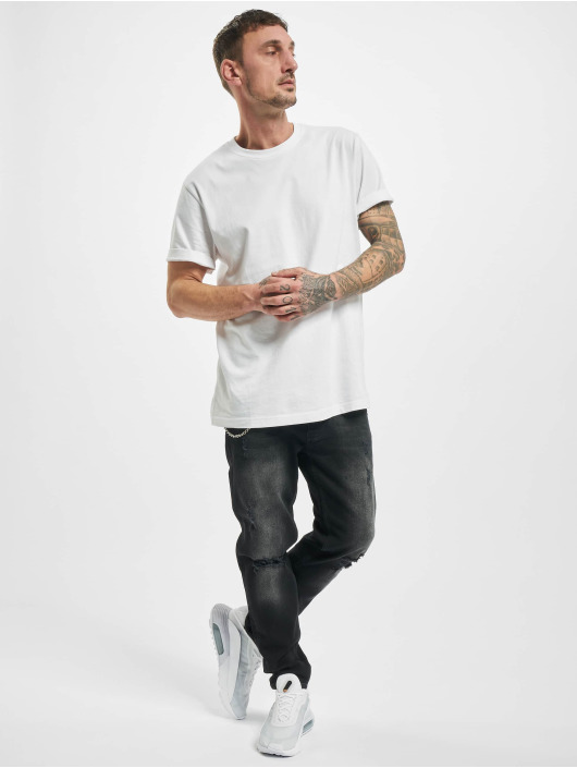 2Y Slim Fit Jeans George svart