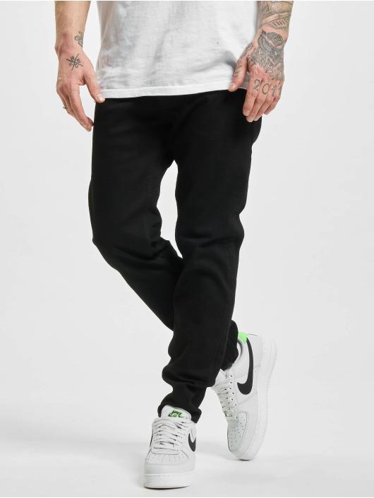 2Y Slim Fit Jeans Gibson svart