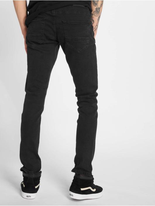 2Y Slim Fit Jeans Gio zwart