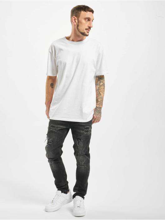 2Y Slim Fit Jeans Flory zwart