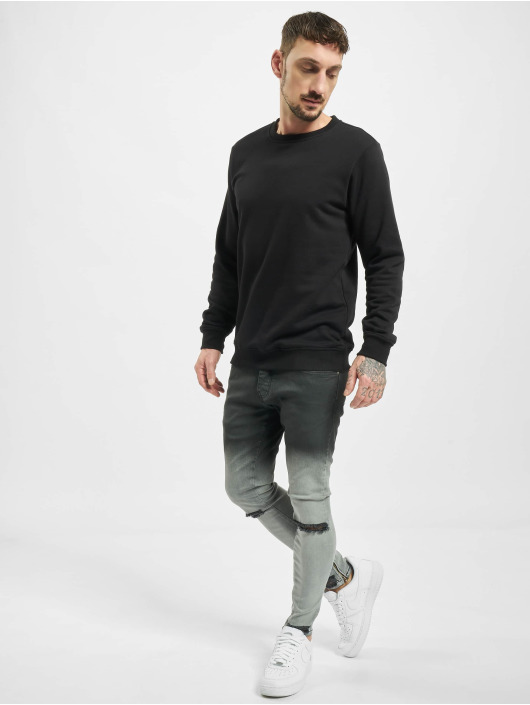 2Y Slim Fit Jeans Mani zwart