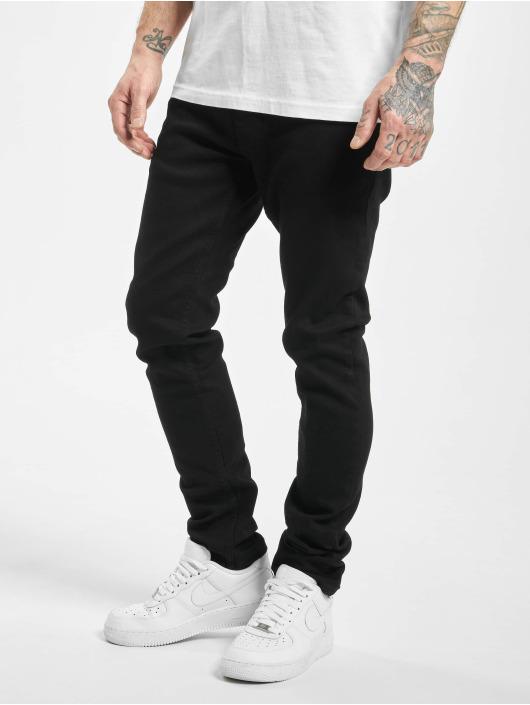 2Y Slim Fit Jeans Colin zwart