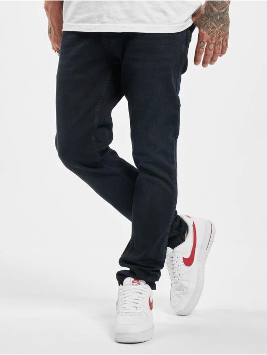2Y Slim Fit Jeans Leon zwart