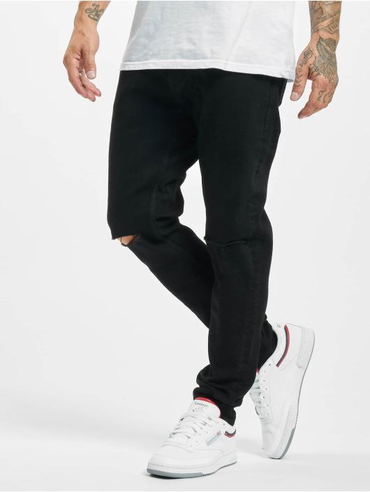 2Y Slim Fit Jeans Cesur zwart
