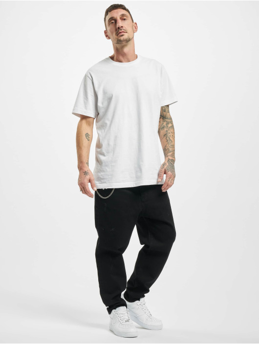 2Y Slim Fit Jeans Diego zwart