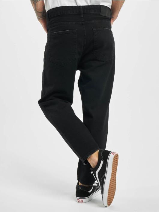 2Y Slim Fit Jeans Eddie zwart