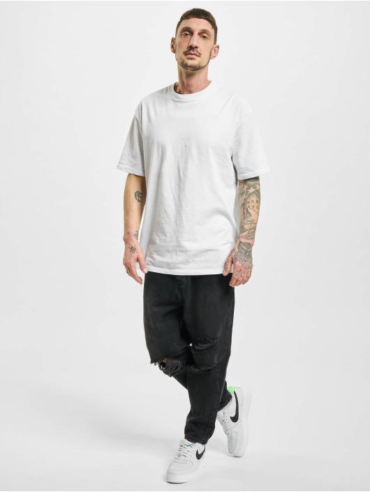 2Y Slim Fit Jeans Doran zwart