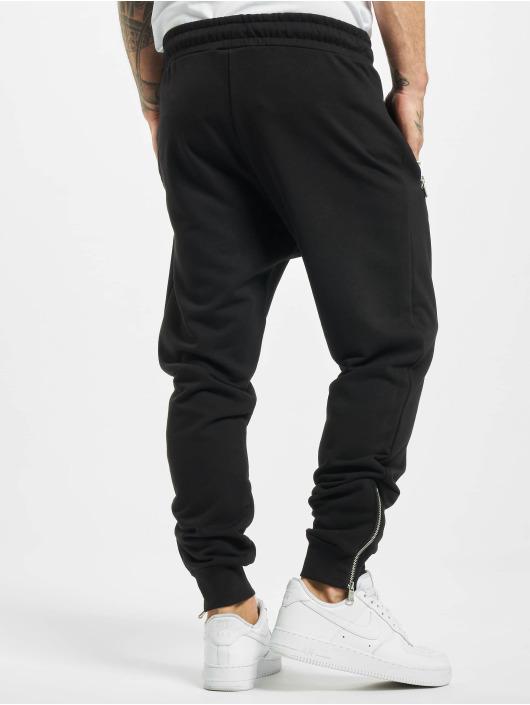 2Y Spodnie do joggingu Raphael czarny